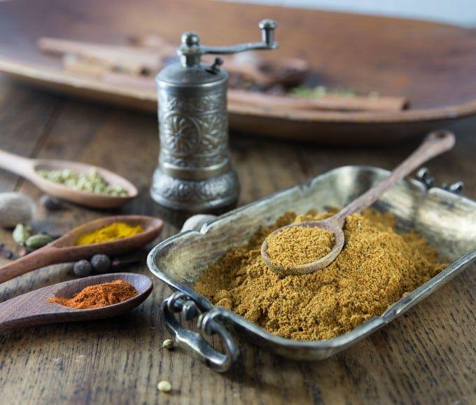 Authentic Moroccan Spice Blend Ras El Hanout Recipe Moroccan