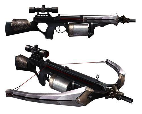 Modern Crossbows