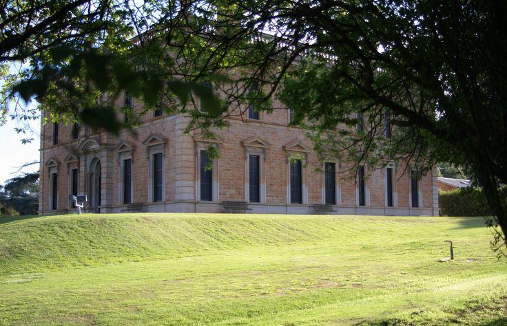 Martindale Hall at Mintaro, Margaret Hage. Sony DSLR