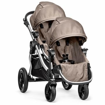 Baby Jogger 2014 City Select Double Stroller - Quartz