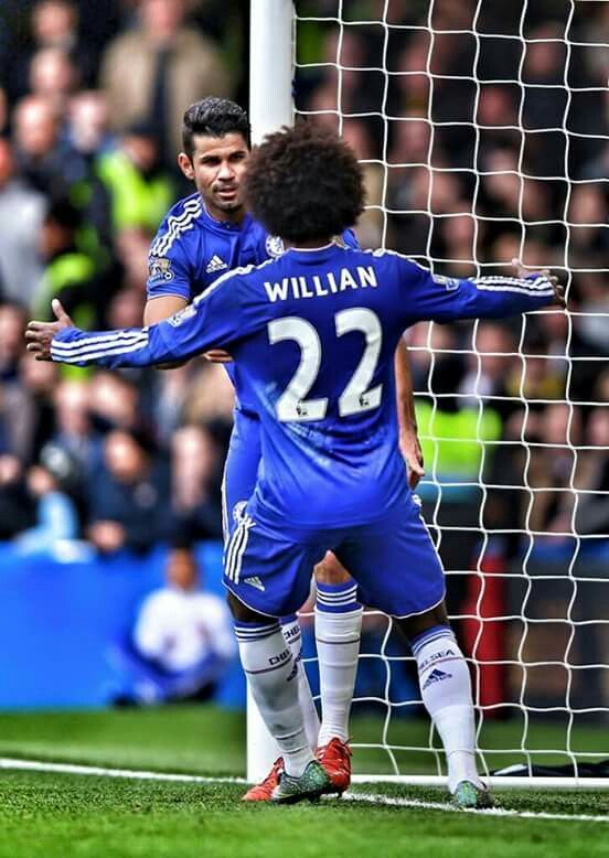 Willian & Costa