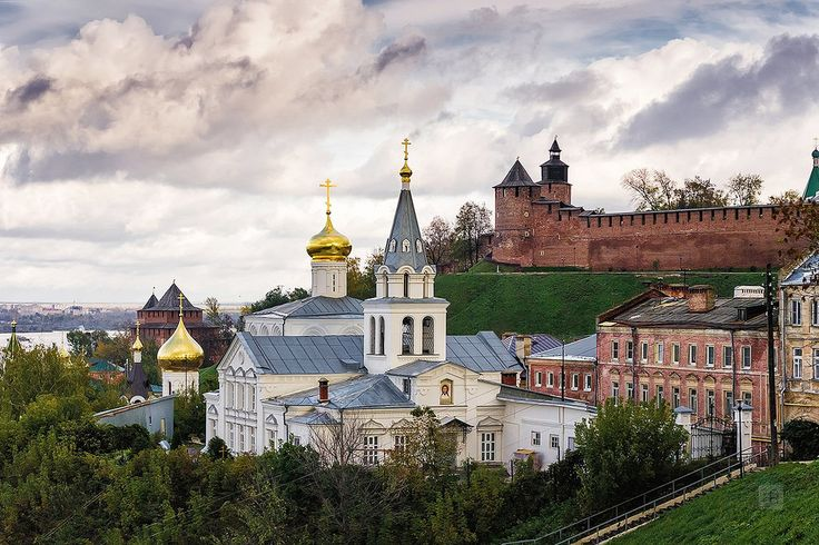10 причин провести выходные в Нижнем Новгороде   CNTraveller