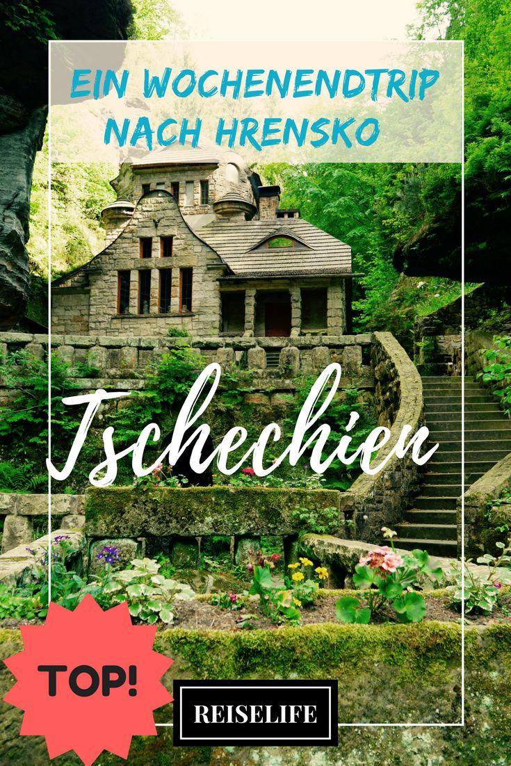 Mini Guide: Alle Tipps für einen Wochenendtrip ins tschechische Hřensko.