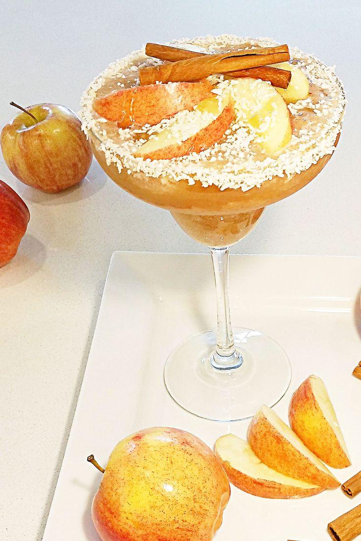Apple Pie Margaritas