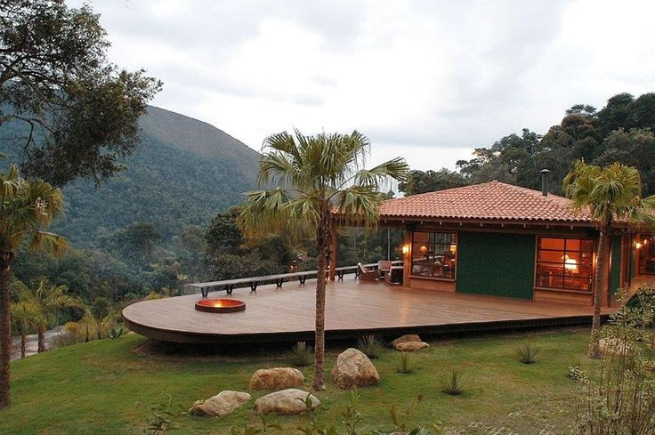 House in Itaipava, Brazil