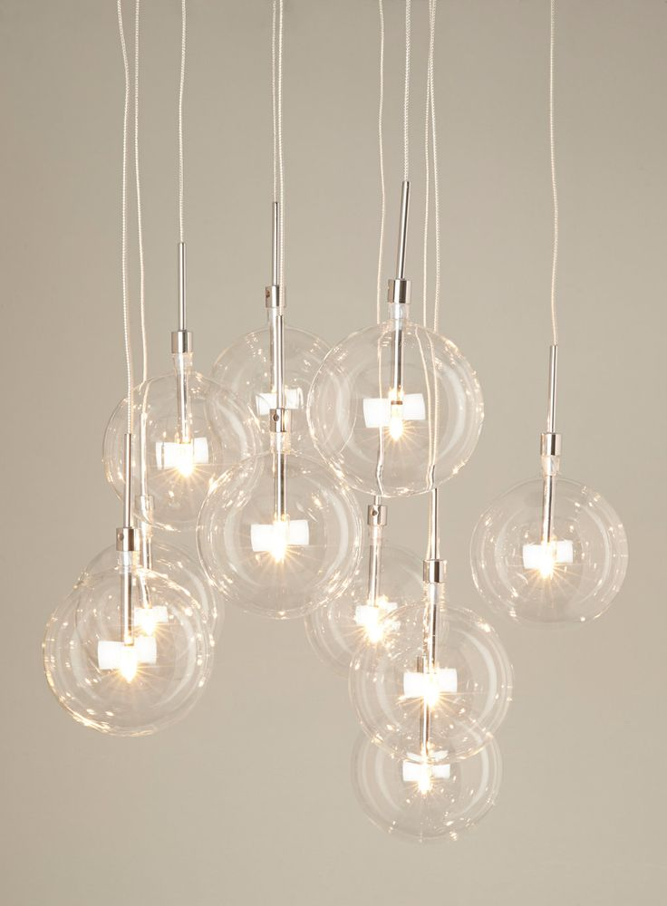 Bedroom Ceiling Lights Bhs : Clear dee light cluster bhs home dining