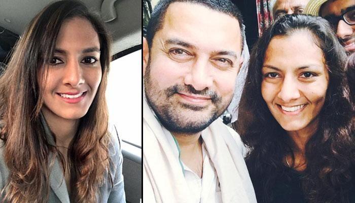 Aamir Khan Attends The Wedding Of Real Life 'Dangal' Star Geeta Phogat In Haryana