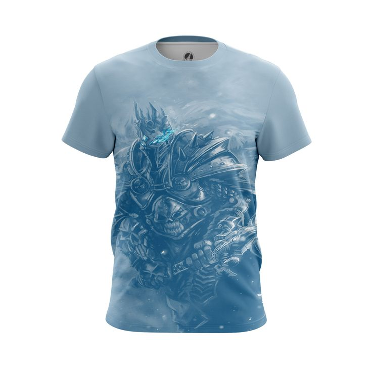 nice T-shirt Lich King World of Warcraft Wrath of the Lich King  -  T-shirt Merch Lich King Apparels Buy You can get longsleeve or t-shirt, even tanks for boys and girls. Just picks the size of your favourite apparel and put the item to a basket.  Check more at https://idolstore.net/shop/apparels/t-shirts/t-shirt-merch-lich-king-apparels-buy/