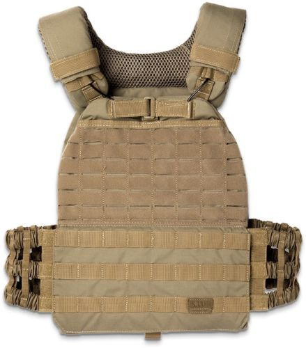 Chest Rigs and Tactical Vests 177891: 5.11 Tactical Tactec™ Plate Carrier 56100 / Sandstone 328 * New * -> BUY IT NOW ONLY: $174.99 on eBay!
