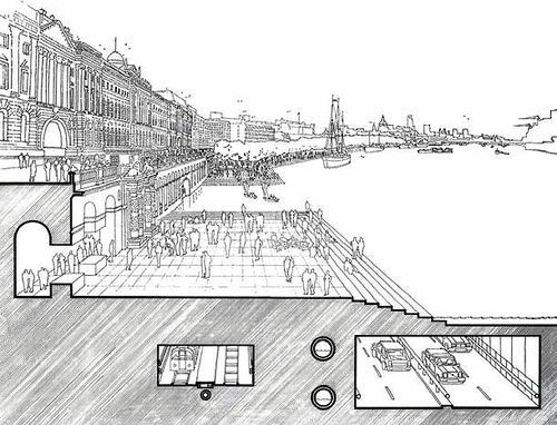 Richard Rogers, London - as it could be