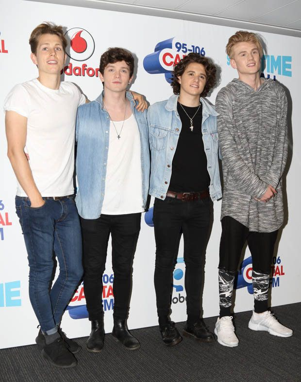 | THE VAMPS  BOYS REVEAL WHO THEY FANCY! | http://www.boybands.co.uk