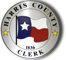 How to get a marriage license in Harris County