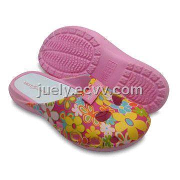 Ladies EVA sandals(SD-37) (SD-37) - China ;women's sandals;ladies sandals, OEM