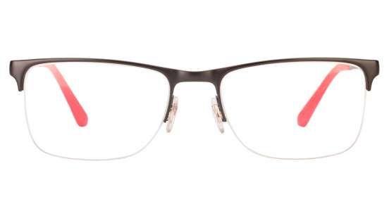 Ray-Ban RX6342 Size:54 Black 2503 Men's Eyeglasses