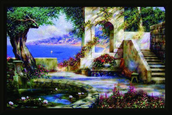 33 Contoh Lukisan Pemandangan Dalam Hutan Kumpulan Gambar Pemandangan Paling Berkesan Download Gambar Pemandangan Alam Hutan Di 2020 Pemandangan Lukisan Lanskap