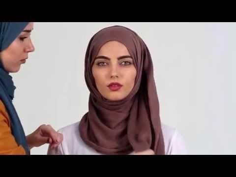 INAYAH | 3 HIJAB TUTORIALS FOR SUMMER - YouTube
