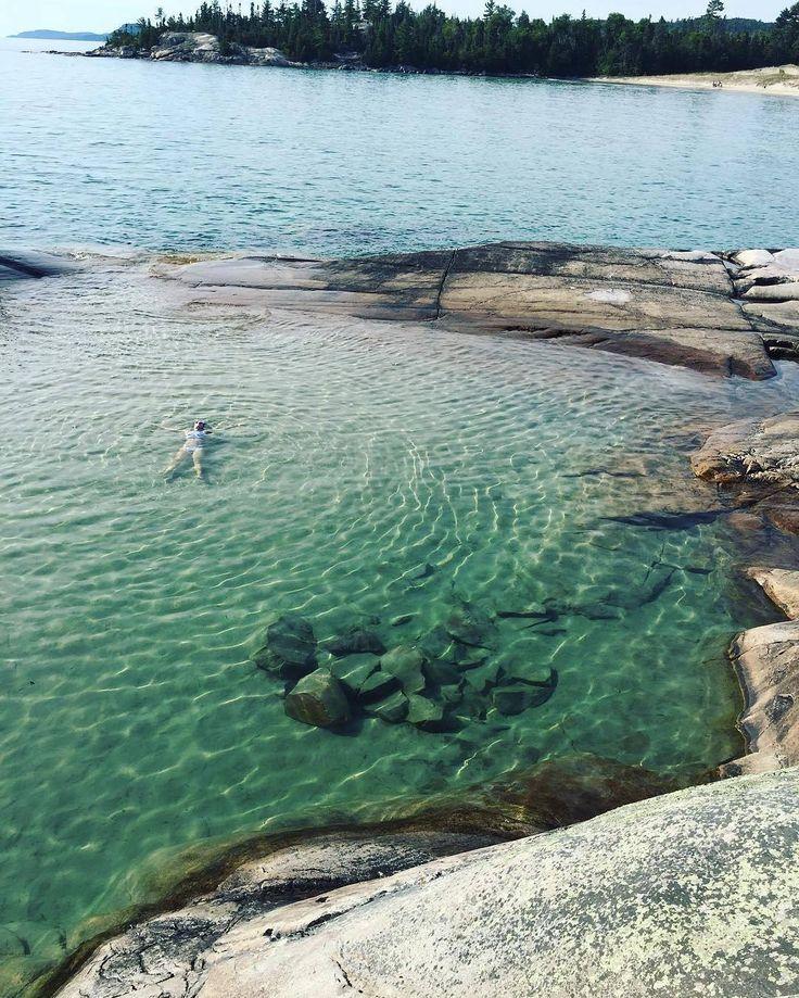 Ontario has a breathtaking natural 'bathtub' you need to visit (PHOTOS)   Daily Hive Toronto