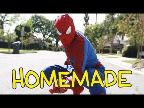 Homemade Remake of 'The Amazing Spider-Man 2' Trailer