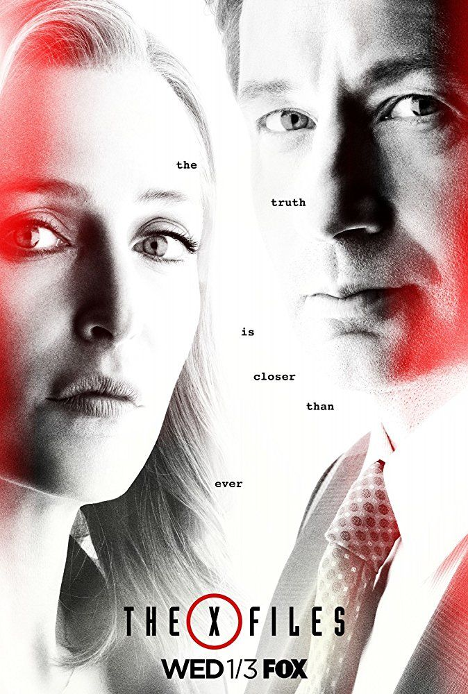 Streaming Latest Posters Imdb X Files Gillian Anderson David Duchovny