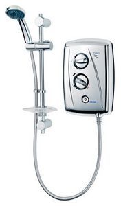 Triton T80Z fast fit shower 8.5kw Chrome Plated | Plumb Center