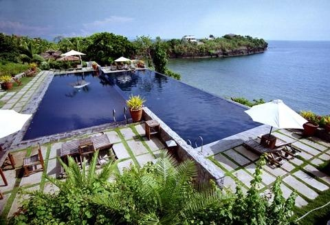 Punta Fuego Nasugbu Batangas Philippines Asia Tourist Spot Travel Infinity Pool