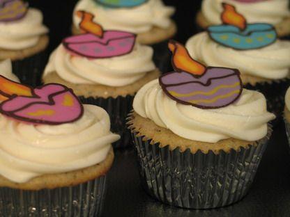 Tali's Cakes - Diwali Cupcakes