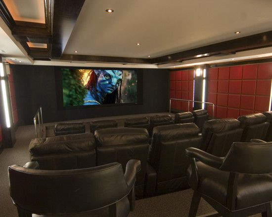 25+ Best Ideas About Home Theater Basement On Pinterest | Movie