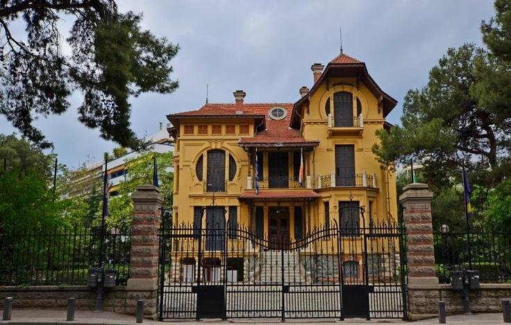 TRAVEL'IN GREECE I Villa Bianca, Thessaloniki, Greece, #travelingreece