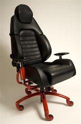 Ferrari 360 Daytona Office Chair - Black