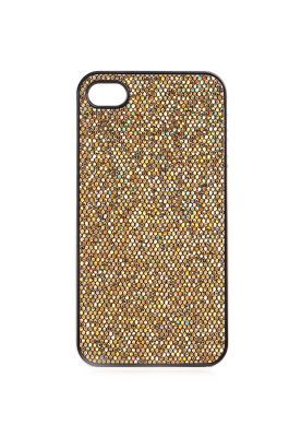 Carcasa Eclipse Iphone 4 Bling Bling Dorada  de Eclipse en Dafiti