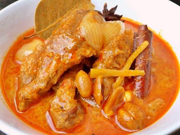 Masman-Curry. Beste thailändische Rezepte | MOLLIMAIL.COM