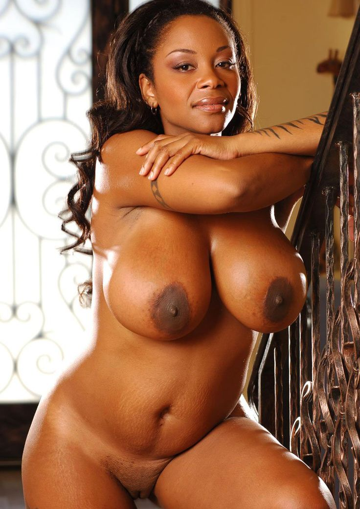 Ebony porn boobs