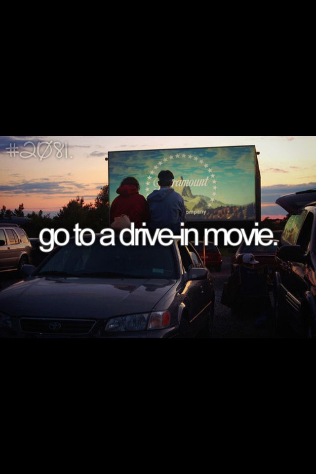 I've always wanted to go to one, so I would be the happiest girl if he took me there!