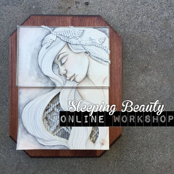 Sleeping Beauty Online Workshop with Jamie Dougherty