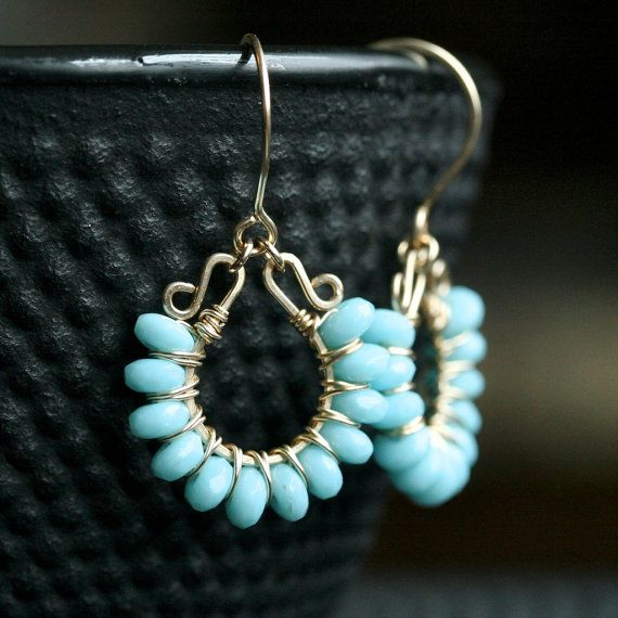 236 best beads & wire images on Pinterest | Jewelry making, Jewelery ...