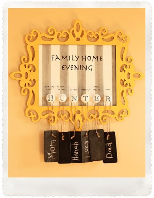 18 best family home evening ideas images on pinterest for Idea door family home evening