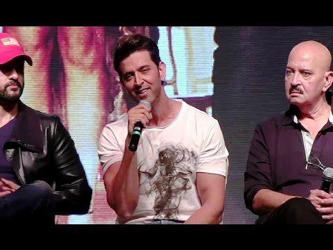Mon Amour song launch | Kaabil | Hrithik Roshan, Yami Gautam | PART 2