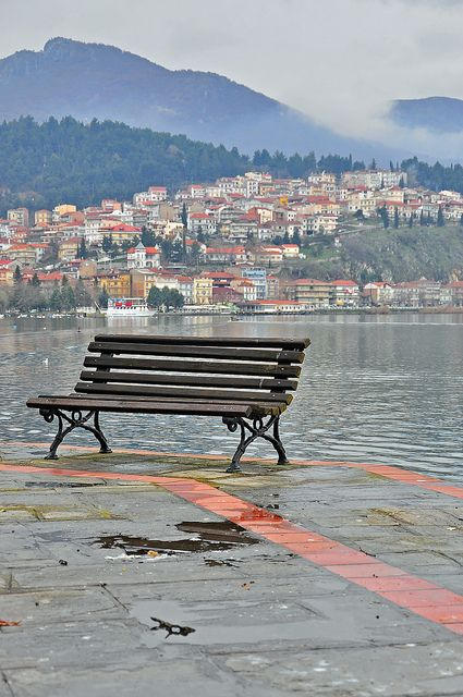 Kastoria by the Lake, Greece