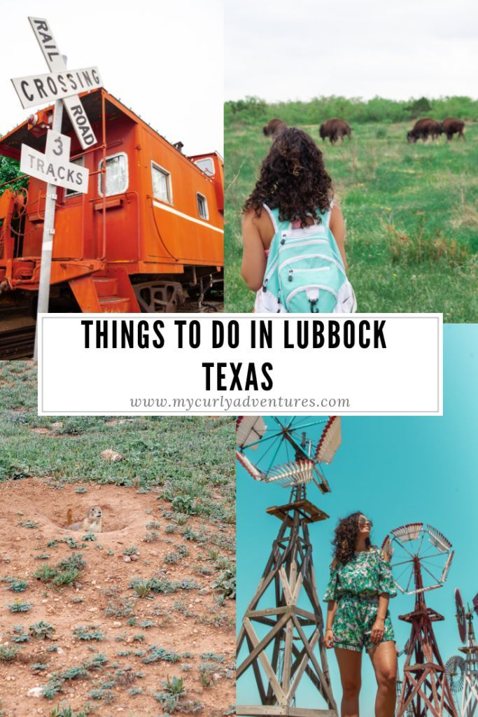 Things To Do In Lubbock Texas With Images Texas Travel