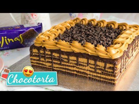 Chocotorta | Postre sin horno | Quiero Cupcakes! - YouTube