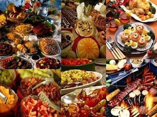 Recipes for Potlucks, Church Socials, Picnics, Reunions and Other Gatherings