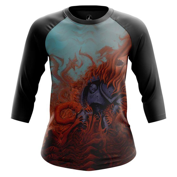 nice Girls Raglan Warp Warhammer Gaming Merchandise Check more at https://idolstore.net/shop/apparels/girls-raglan-warp-warhammer-gaming-merchandise/