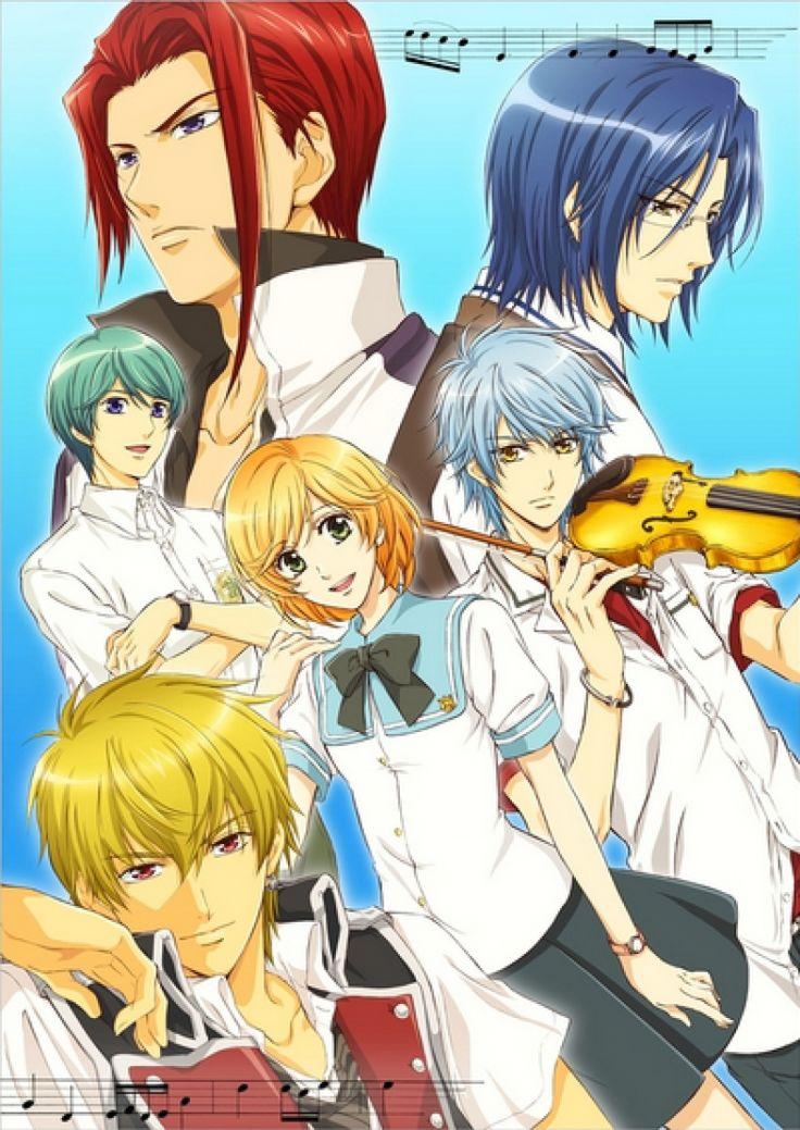 La Corda d'Oro Blue Sky, promo video per la serie di animazione #anime