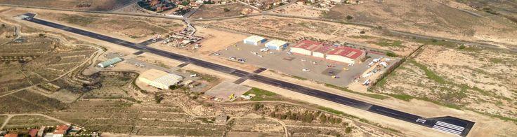 Plano de Aeródromo » Aeródromo de Mutxamel http://www.aterriza.org/mutxamel-lemu-aero-mutxamel-esc/