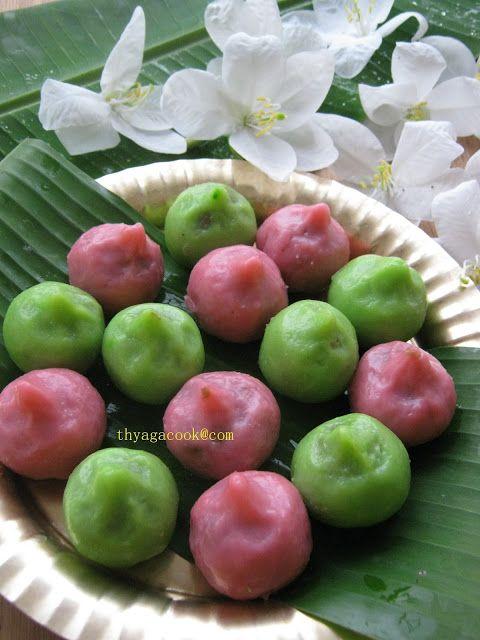 KARI LEAFS ... Malaysian  flavour's: MODAKAM