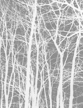 Cherrytree grey af Kirsten Stigsgaard