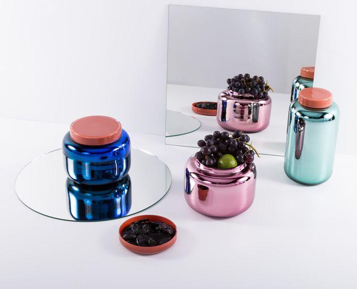 Maison & Objet 2018 : Выбор Design Mate : Контейнеры для хранения по дизайну Себастьяна Xеркнера, Pulpo, Германия