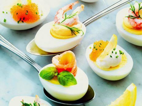 Ägghalvor | Recept.nu