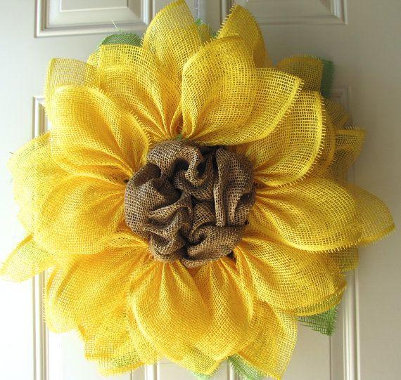 Yellow Sunflower Summer