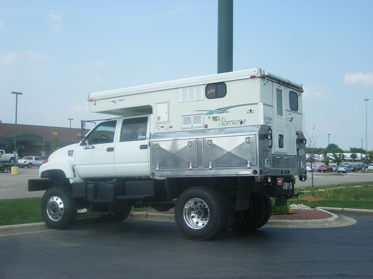 152 best Heavy Duty Off Road Camper Trucks images on Pinterest ...